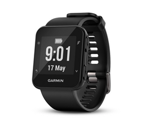 Garmin Forerunner 35 Running GPS Watch - Black - LightStormElectronics