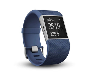 Fitbit Surge - Blue - Large - LightStormElectronics