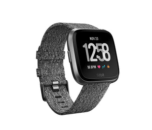 Fitbit Versa - Special Edition - Charcoal Woven - LightStormElectronics