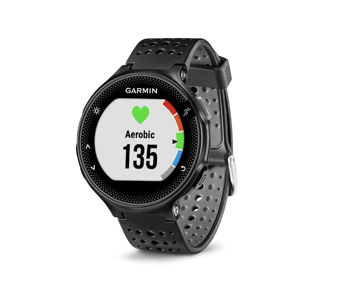 Garmin Forerunner 235 - Black / Grey - LightStormElectronics