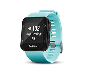 Garmin Forerunner 35 Running GPS Watch - Frost Blue - LightStormElectronics