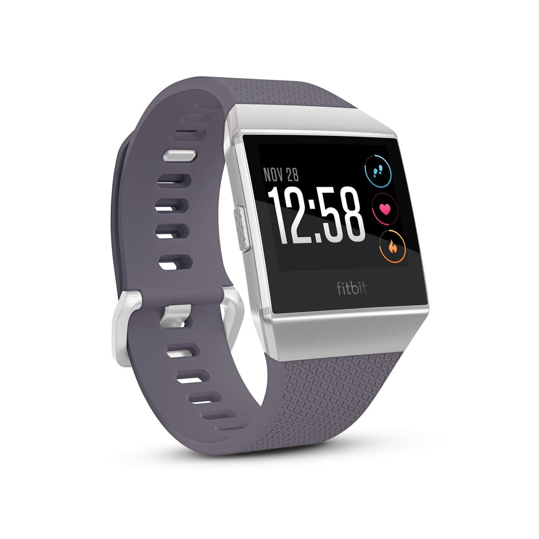 Fitbit Ionic Smartwatch - Blue-Gray/Silver - LightStormElectronics