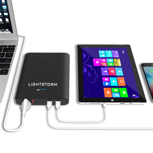 Light Storm Portable Power Outlet - LightStormElectronics