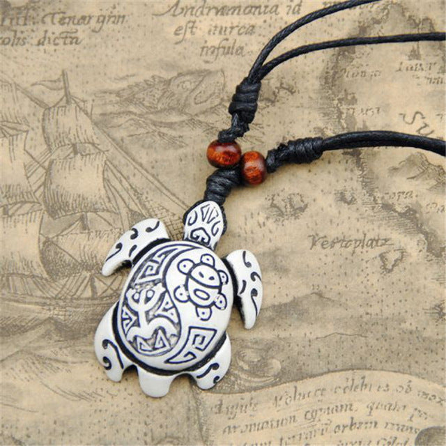 Longevity of the Turtle Necklace
