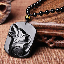 Spirit of The Wolf Necklace