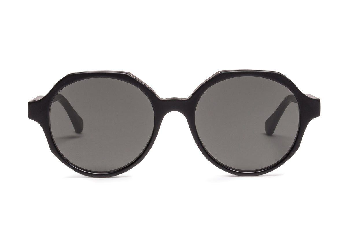 fab158df6e16 SOHO MATTE BLACK AND SILVER - SOLD OUT – ANGEL SANCHEZ EYEWEAR