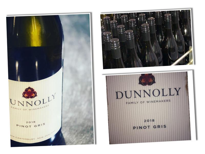 Dunnolly North Canterbury Pinot Gris