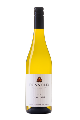 2018 Dunnolly North Canterbury Pinot Gris