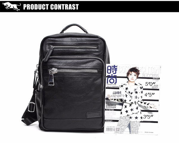 SPECIAL OFFER: CROSS OX New Arrival Backpacks Vintage Fashion School Bags, Unisex Casual Backpacks
