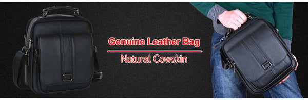 SPECIAL OFFER: Fashion Genuine Leather Messenger Bags, Office Bags, Quality Travel Handbags