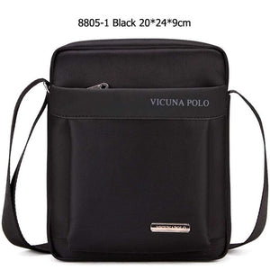 VICUNA POLO Durable Oxford Crossbody/Shoulder Bag, Promotion Casual Leisure Bag For iPad
