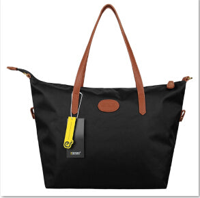 LIMITED STOCK: ECOSUSI New Waterproof, Tote Bags, Beach Bags, Foldable Nylon Handbag