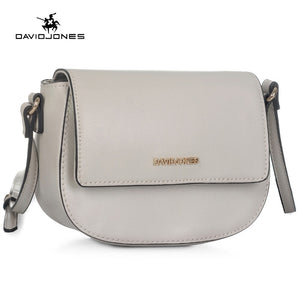 SPECIAL OFFER: DAVIDJONES designer brand small handbags mini saddle crossbody party bags