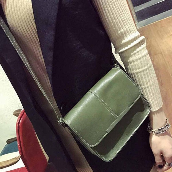 PU Leather Shoulder bags crossbody bags for women baobao portefeuille femme #LREW