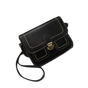 Fashion Small Bags, Soft PU Leather Handbags, Crossbody Bags, Clutches Bolsas Femininas