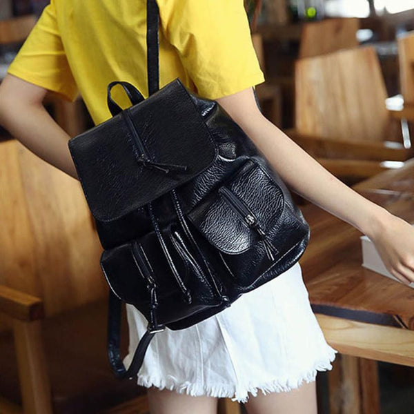 LIMITED STOCK: Designer Brand Small Backpack, Travel Bag, Shoulder Bag, Rucksack for Girls