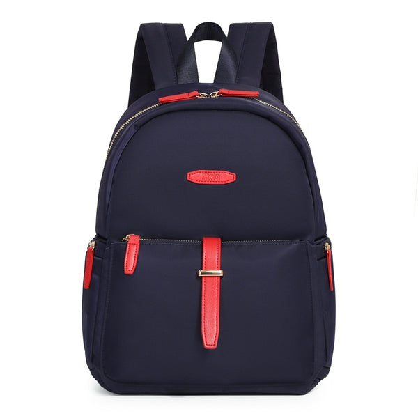 ECOSUSI New Ladies Designer Backpacks, Small School Bags, Amazing School Nylon Backpack