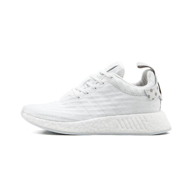SPECIAL OFFER: New Arrival Authentic Adidas Originals NMD R2 BOOST Breathable Women's Running Shoes