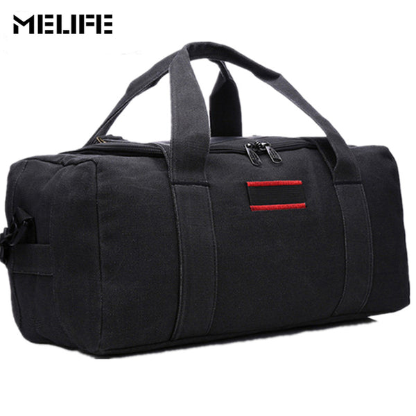 MELIFE Durable Sport Fitness bag Unisex ultra-large capacity Waterproof Outdoor Portable Gym