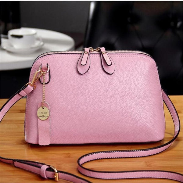 SPECIAL OFFER: 2018 Russia Women's PU Leather Bag, Big Shoulder Bags, Messenger Bags, Handbags