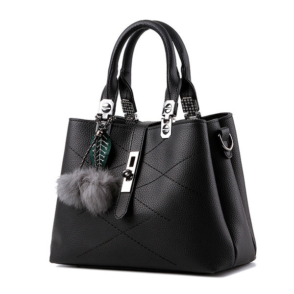 TTOU Famous Brands Sweet Fashion PU Leather Handbags Shoulder Crossbody Bags High Quality Tote Bag