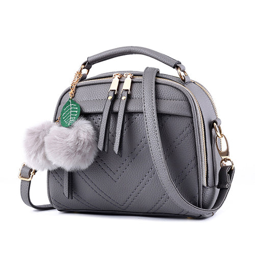 LIMITED OFFER: TTOU Brand PU Leather Candy Colors Fashion Small Handbags, Shoulder Bags