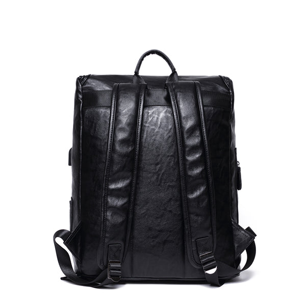 LIMITED STOCK: CROSS OX Fashion School College Backpack, Artificial Leather Laptop Backpack