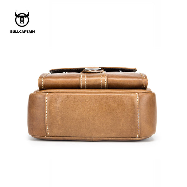 LIMITED STOCK: BULL CAPTAIN Vintage Style Classic Casual Shoulder, Messenger, Crossbody Bag