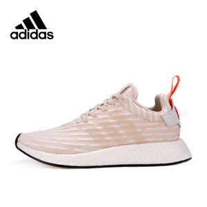 SPECIAL OFFER: New Arrival Official Originals Women's Breathable Adidas NMD-R2 BOOST Running Shoes