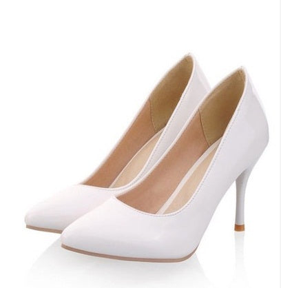 Ladies size 34-47 sexy elegant high heeled Pumps, wedding shoes Kvoll OL Stilettos