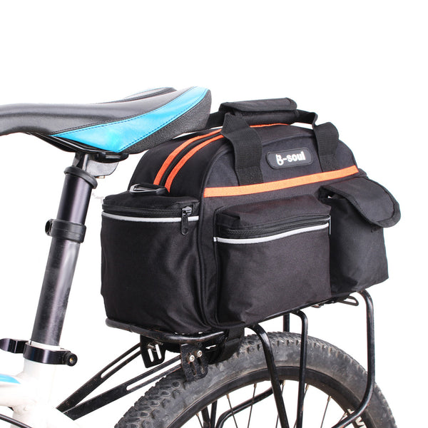 LIMITED OFFER: 15L Bike Bag, Rear Seat Bag, MTB Bike Saddle Bag, Luggage Carrier bisiklet aksesuar