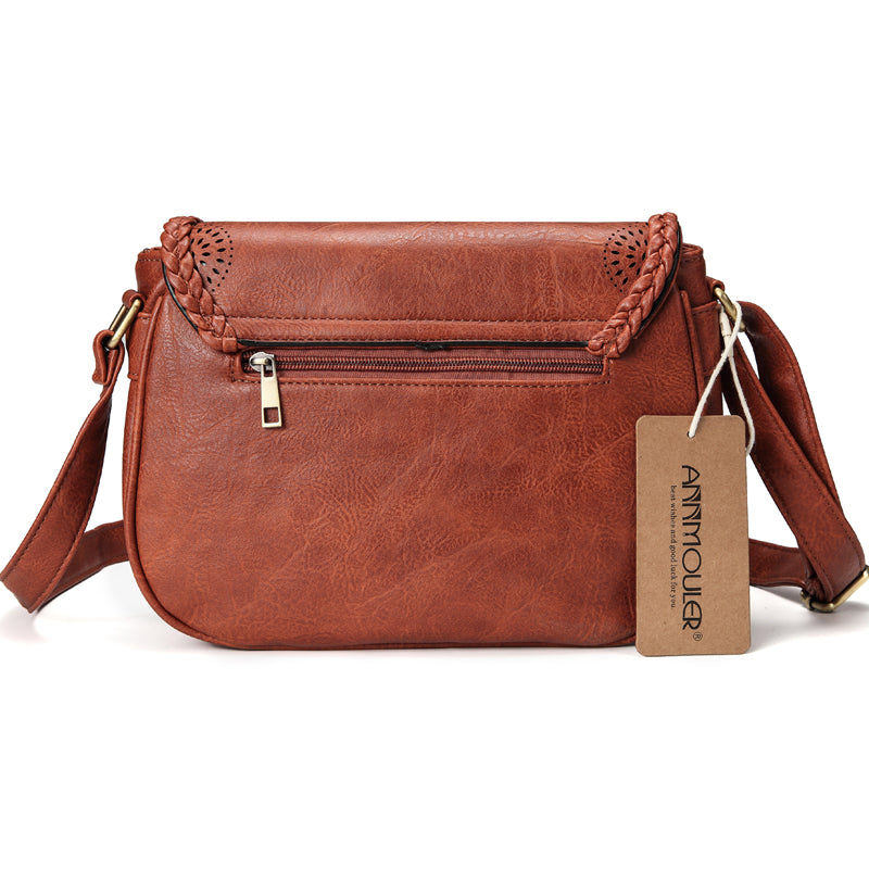 8a28937667 ... Annmouler Brand Shoulder Bag