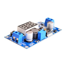 Adjustable Power Module with LED Voltmeter