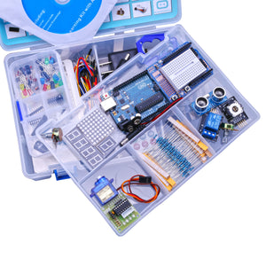Advanced Version Starter Kit for Arduino with CD Tutorial