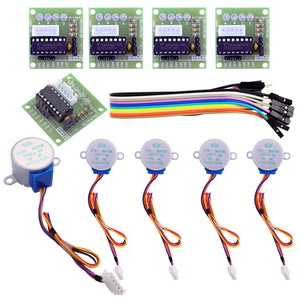 Stepper motor and Driver Board 5 sets