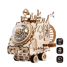 Robotime Assemble Yourself Spaceship Music Box