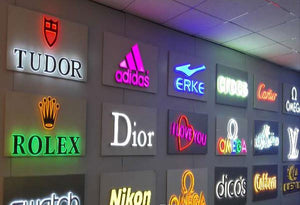 3D Acrylic LED Sign