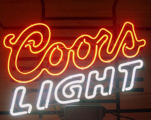 Coors light neon sign neonsignly coors light neon sign mozeypictures Gallery