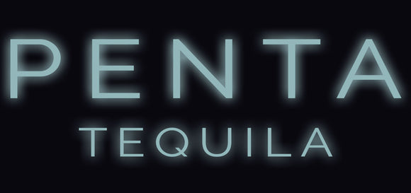 Custom Penta Tequila Neon Sign