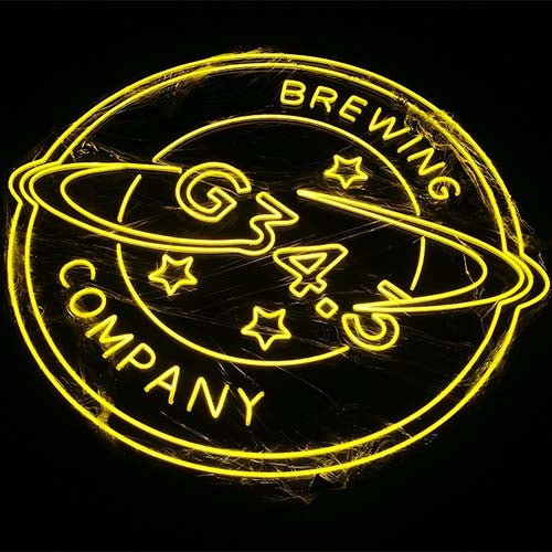 Brewing Company Neon Sign