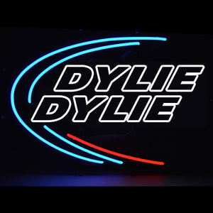 Custom Dylie Neon Sign