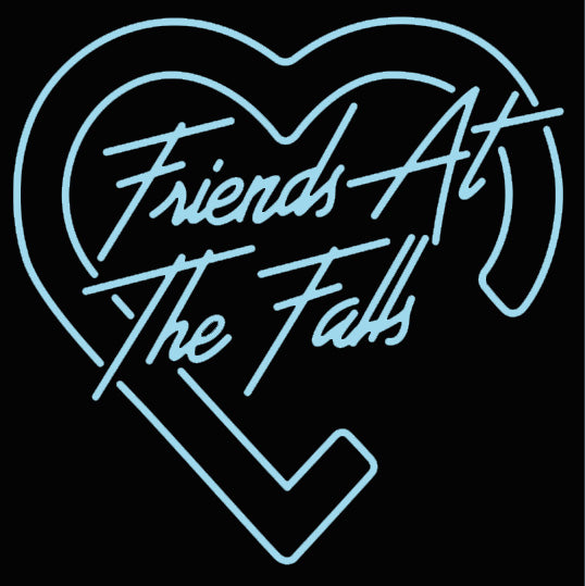 Custom Friends At The Falls Neon Sign