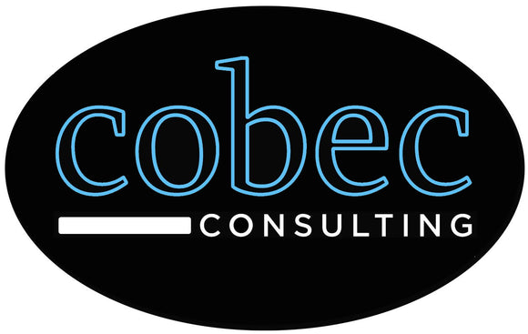 Custom Cobec Oval Neon Sign