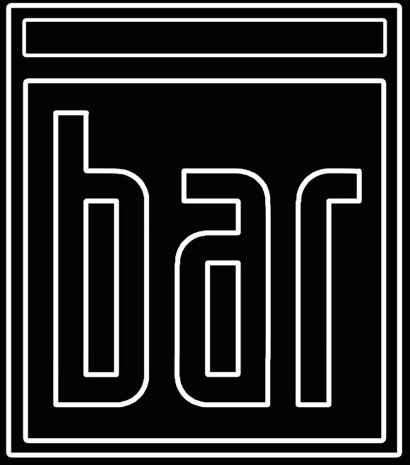 Custom The Bar Method Neon Sign