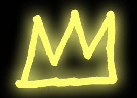Custom Crown Neon Sign
