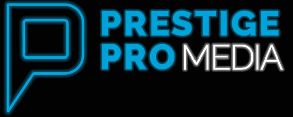 Custom Prestige Pro Media Neon Sign
