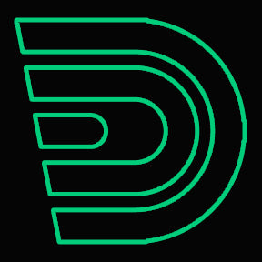 Custom D Logo Neon Sign