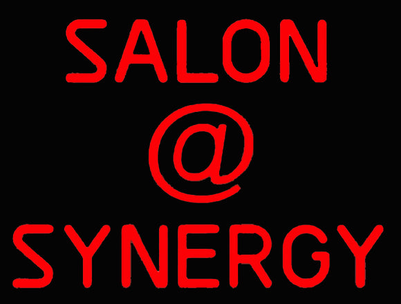Custom Salon @ Synergy Neon Sign