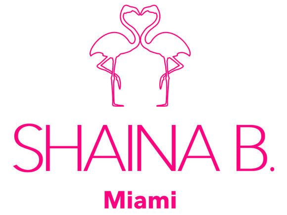 Custom Shaina B Neon Sign