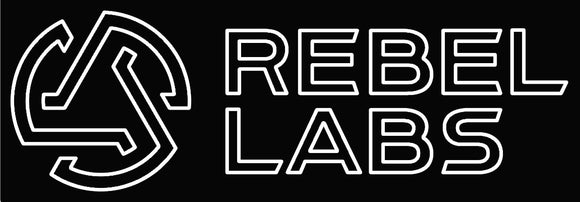 Custom Rebel Labs Neon Sign